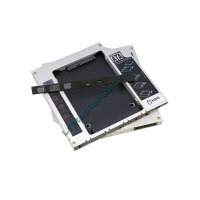 Second HDD Caddy 9.5mm from SATA CD/DVD to SATA HDD